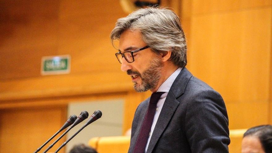 """Oyarzábal (PP) defiende la ilegalización de la CUP para """"parar los pies a quienes incitan a la violencia"""" en Cataluña"""