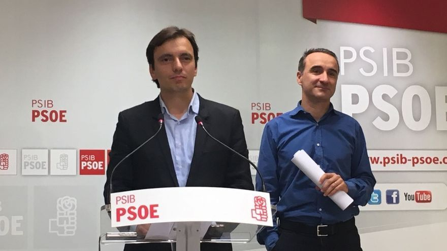 """PSOE Baleares critica la """"injusticia arbitraria"""" de la Gestora, que """"supone la marginación de Baleares"""""""