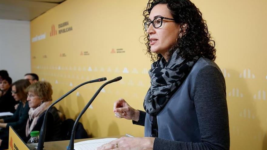 """ERC dice que la Fiscalía ha recibido una """"directriz y quiere condenar más la democracia"""""""