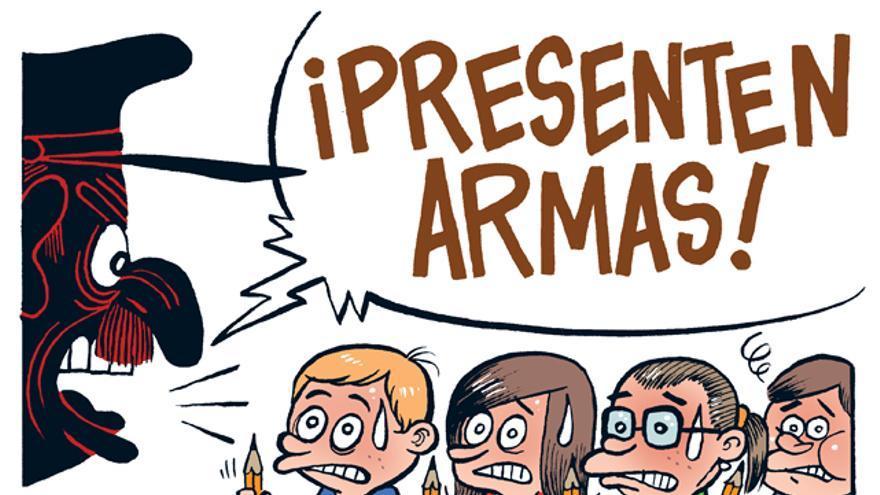 Presenten armas