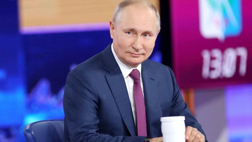 Zelenski ha dejado las riendas de Ucrania en manos extranjeras, según Putin