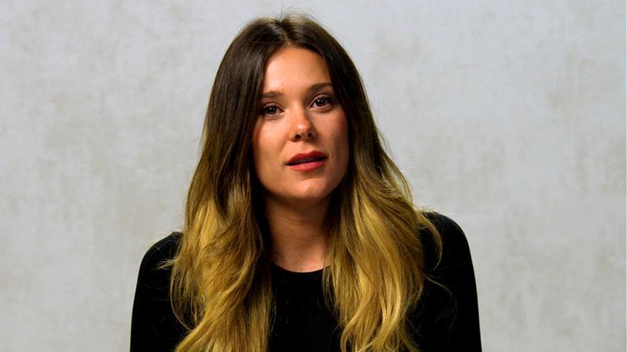 Lorena Gómez, en 'Eso no se pregunta' de Telemadrid