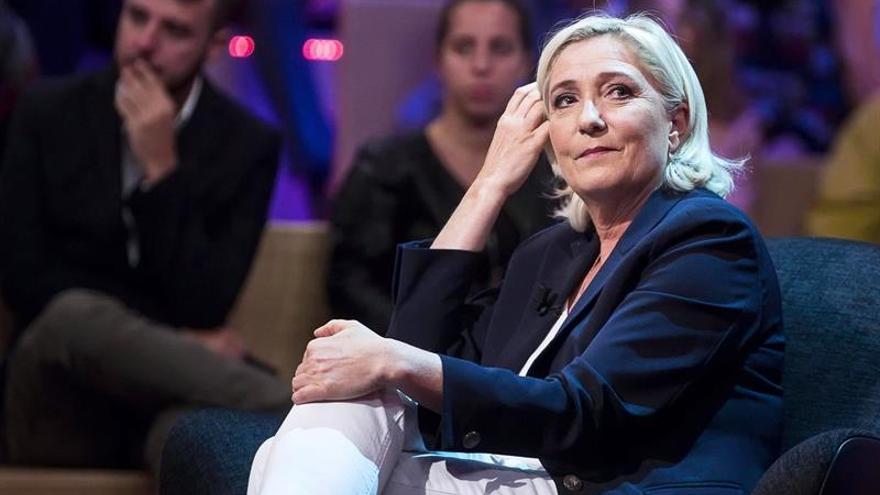 La justicia francesa imputa a Marine Le Pen por malversación de fondos públicos