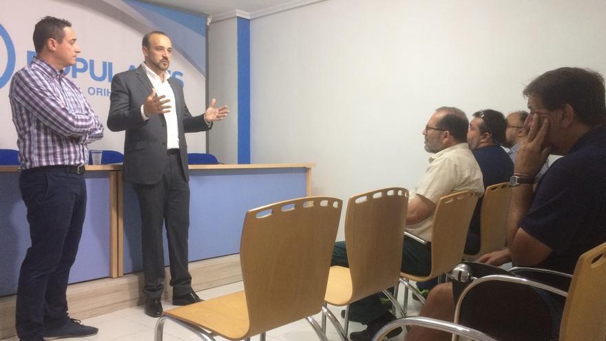 Elio Cabanes propone un equipo de abogados para alcaldes denunciados por la izquierda
