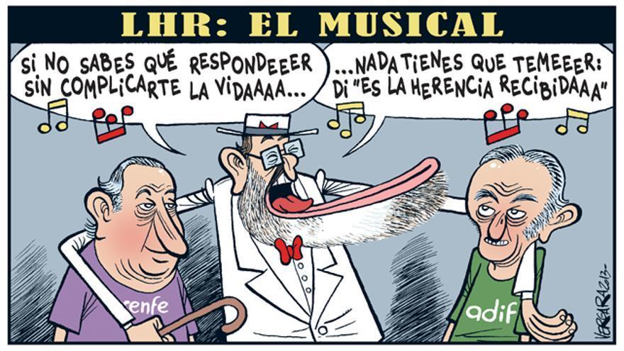 LHR: el musical