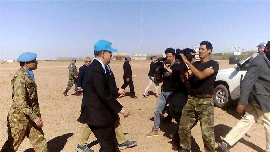 Marruecos cumple su amenaza y expulsa del Sáhara a decenas de miembros de la ONU