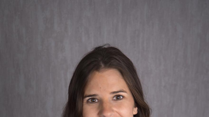 María Rico, presidenta de FEJACAM