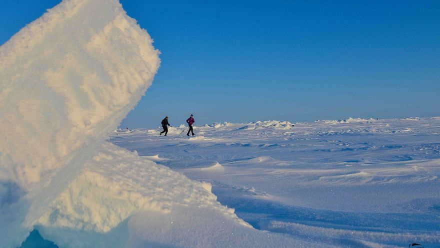 (© Org. North Pole Marathon)