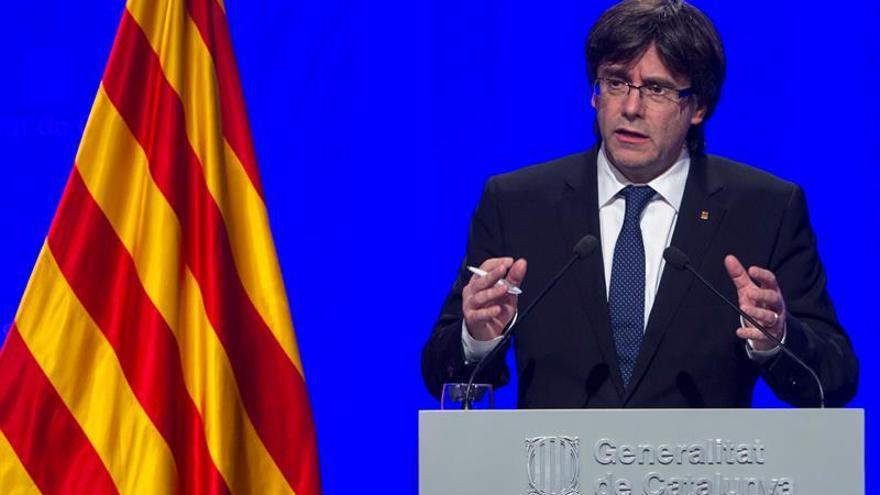 """Puigdemont no ve decisivo el 26J porque Cataluña ya se está """"emancipando"""""""