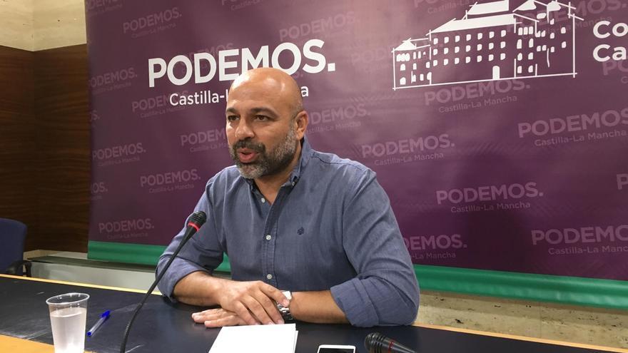 """Líder Podemos en C-LM recuerda la posición """"marginal"""" de Teresa Rodríguez en el partido y pide respeto al pacto con Page"""