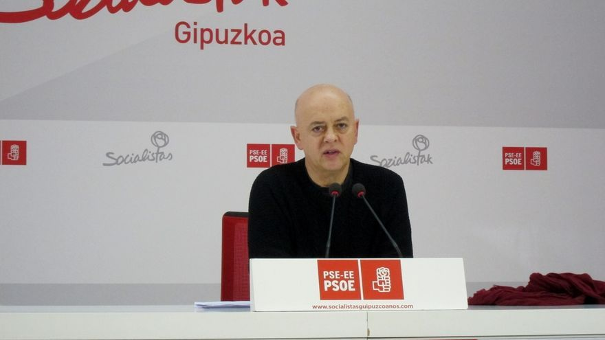 "Elorza considera que Pili Zabala (Podemos) es ""una candidata para perder o por lo menos para no ganar"""