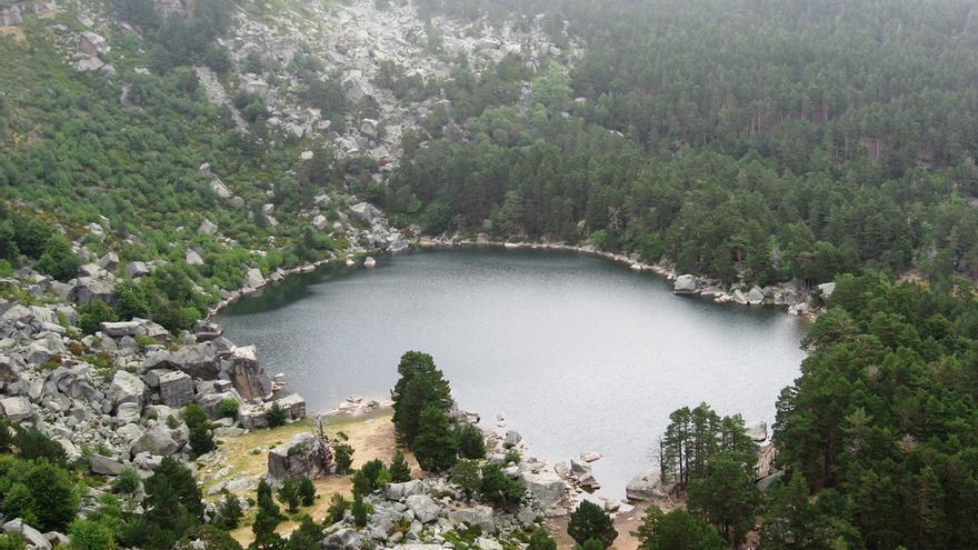 La Laguna Negra. Gonzopowers