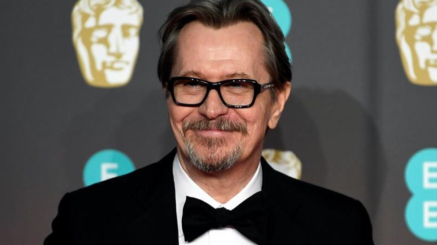 "Gary Oldman, BAFTA al mejor actor por su papel de Churchill en ""Darkest Hour"""