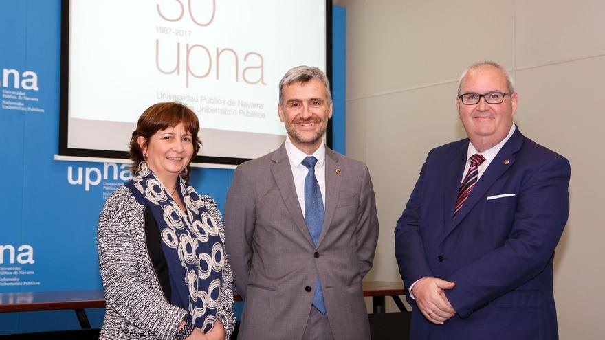 La UPNA conmemora su 30º aniversario con un amplio programa en el que aportará su visión sobre el desarrollo de Navarra