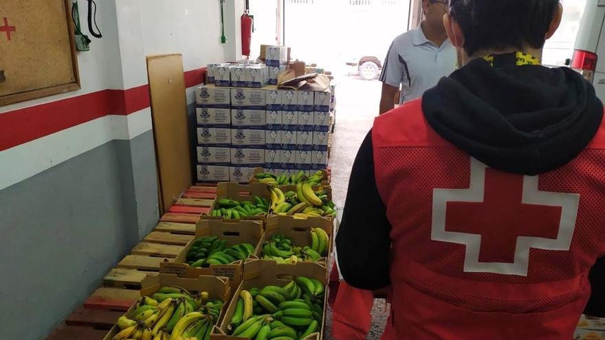 Las donaciones se suman así al programa de colaboración que los productores de plátano están realizando en todo el país a través de Asprocan.