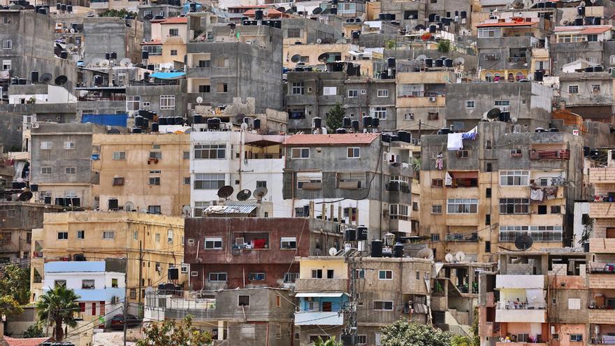Campamento de refugiados y refugiadas de Shuafat