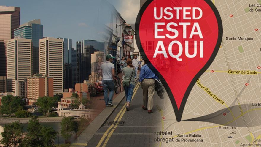 El triunfo de la ciudad rompe sus límites (autor: Jaume Badosa)