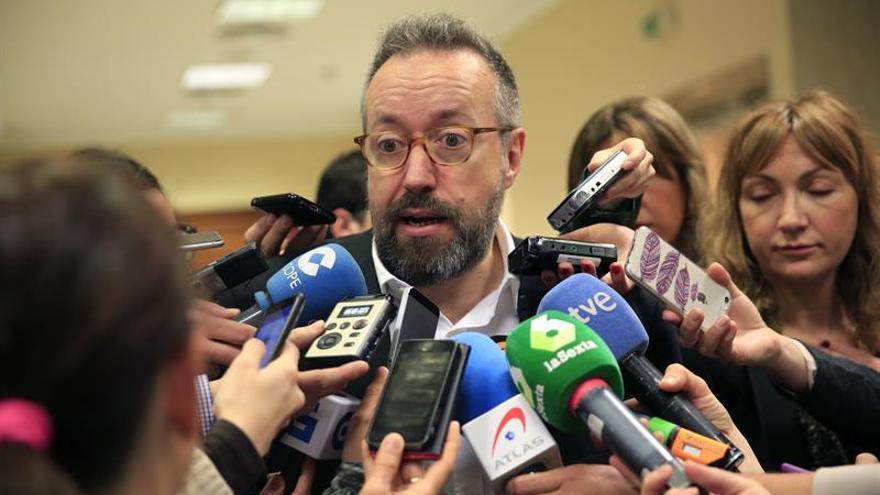 Girauta (C's): Seguro que entraremos en el Gobierno pero el problema es Rajoy