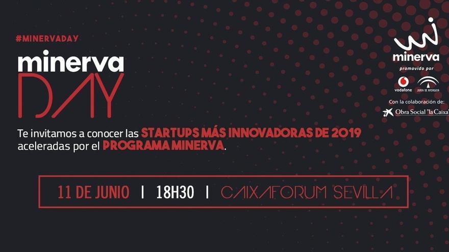 Junta y Vodafone celebran el 'Minerva Day' el 11 de junio en Sevilla