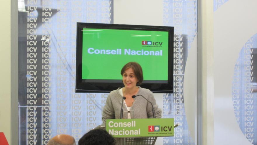 Camats (ICV) pide un pacto catalán porque cree que el Gobierno no aceptará el referéndum