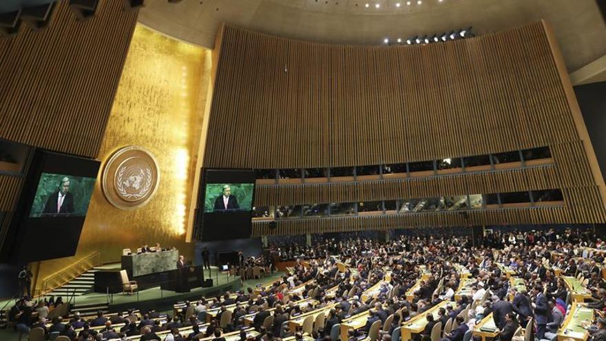 La ONU cierra las sesiones de alto nivel dominadas por el programa nuclear norcoreano