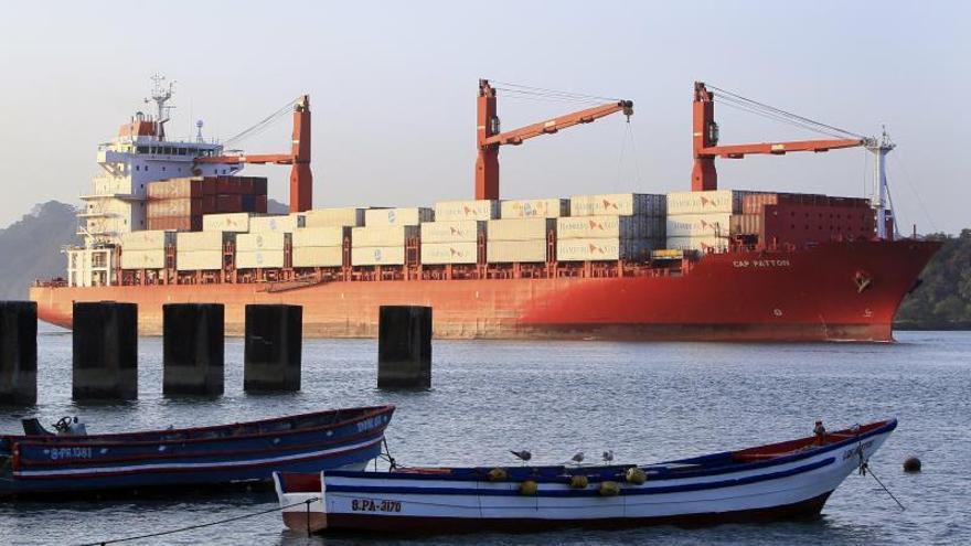 Paralización casi total de obras de ampliación del Canal de Panamá
