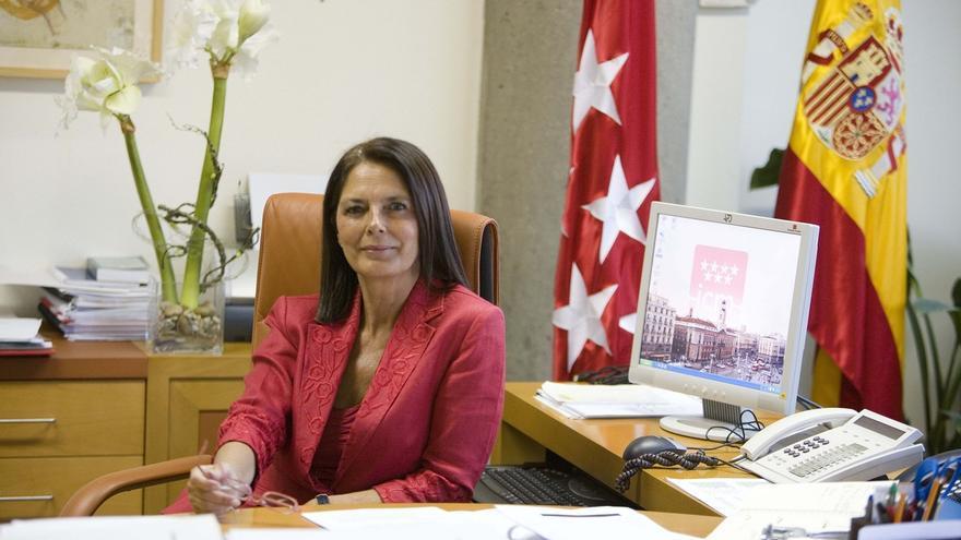 Paloma Adrados (PP) será la nueva presidenta de la Asamblea de Madrid