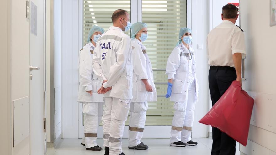 Alemania registra nuevo aumento de contagios con más de 4.700 en 24 horas