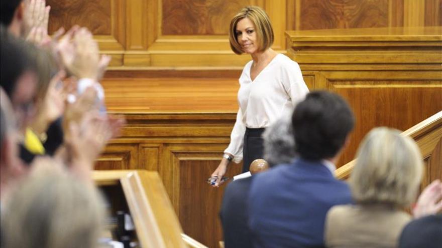 García-Page, presidente de Castilla-La Mancha con el apoyo de Podemos