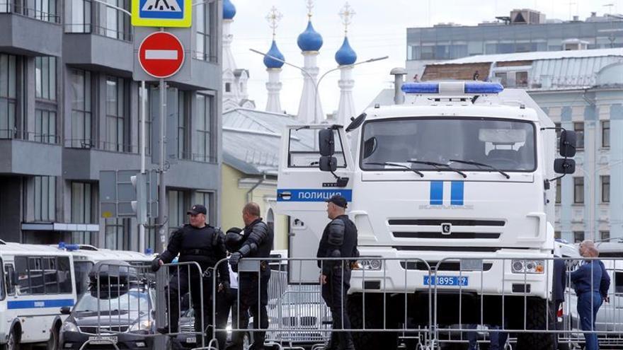 Otras 8.000 personas evacuadas en Moscú por falsas amenazas de bomba