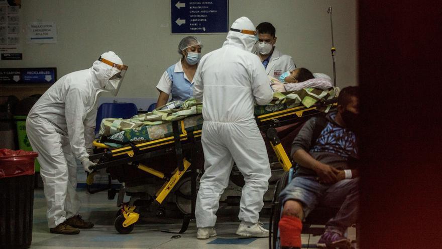 Guatemala registra 11.858 fallecimientos por la covid-19