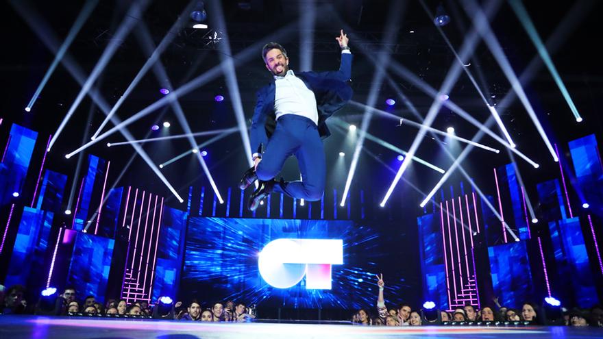 La 'operación triunfo' de Roberto Leal, del salto en TVE a Antena 3 con una cuenta pendiente