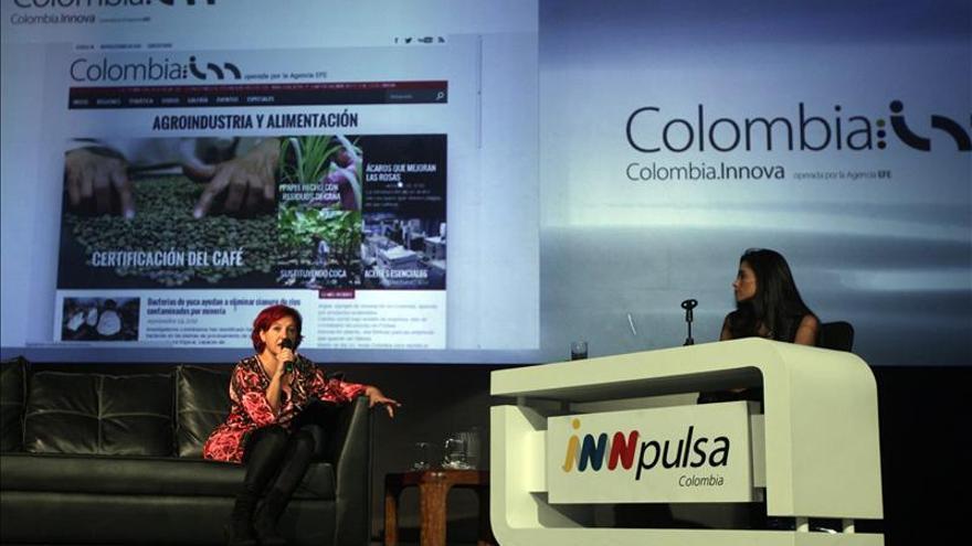 La Agencia Efe presenta web de Colombia.inn sobre innovación y emprendimiento
