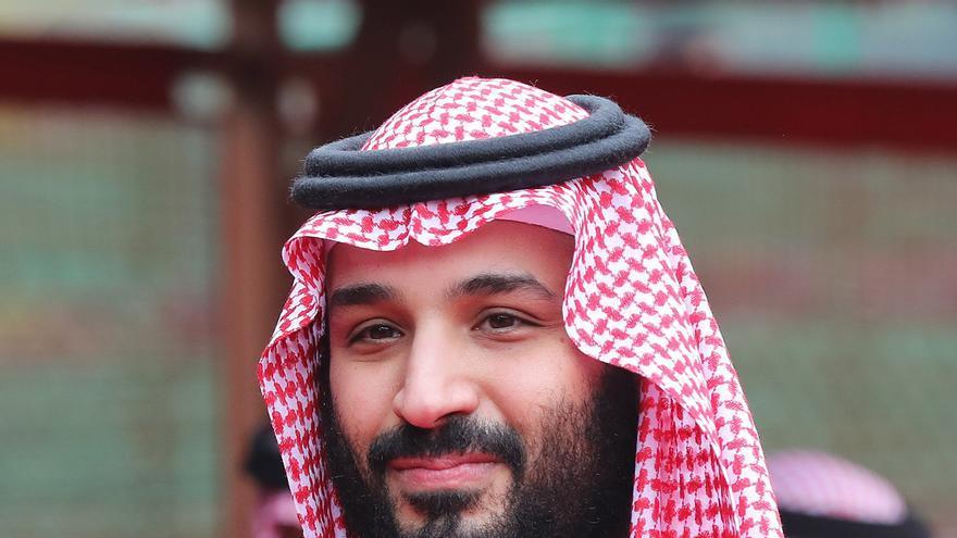 El príncipe heredero saudí y Kushner abordan el proceso de paz en la región