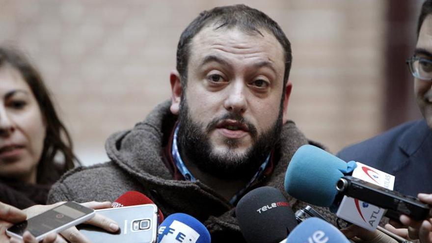 Guillermo Zapata: Mi relación con Podemos es la misma que ayer