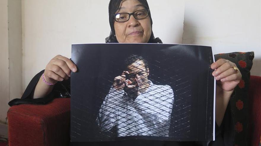 Shawkan, cuatro años en prisión preventiva por sacar fotografías en Egipto