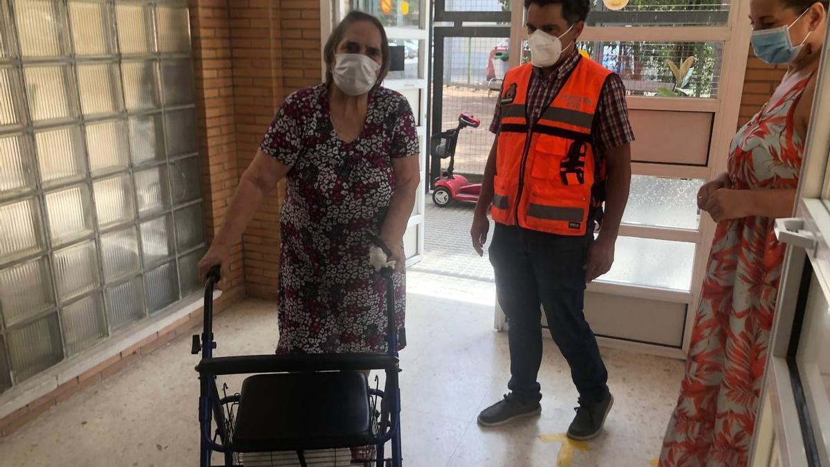 Activado un plan de emergencia contra el calor por parte de Servicios Sociales del Ayuntamiento.