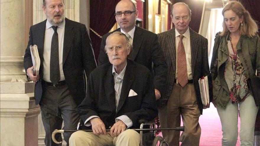 El alcalde de Bilbao reaparece después de cinco meses de baja médica