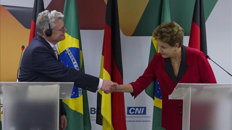 Brasil pide a Alemania acceso a archivos de la época de la dictadura