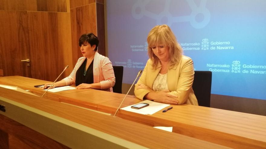 """El Gobierno foral espera que """"cuanto antes se pueda dibujar con claridad cuál va a ser el futuro para Navarra"""""""