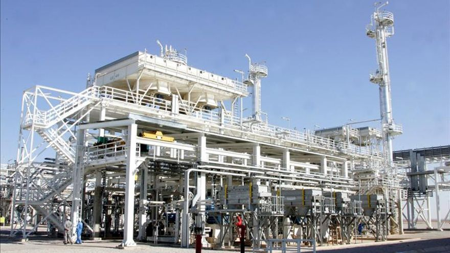 Rebeldes yihadistas toman el control de la mayor planta de gas de Siria