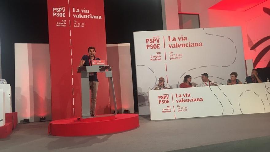 """Los afines a García creen que """"no se ha producido integración"""" en los órganos del PSPV, sino """"representación parcial"""""""