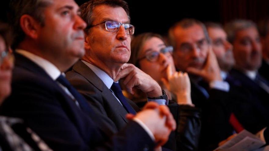 Feijóo: si no baja el precio de la luz no hay viabilidad para Alcoa