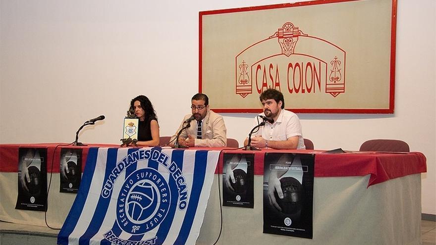 El Ayuntamiento expropia las acciones del Recreativo a Gildoy y Pablo Comas da por hecha la intervención