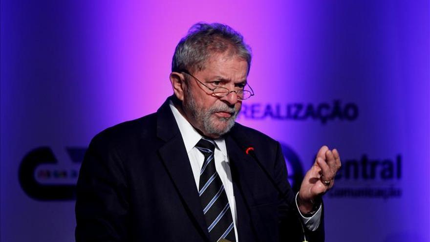 """Campaña electoral uruguaya se quedó hoy sin el """"plato fuerte"""" de """"Lula"""""""