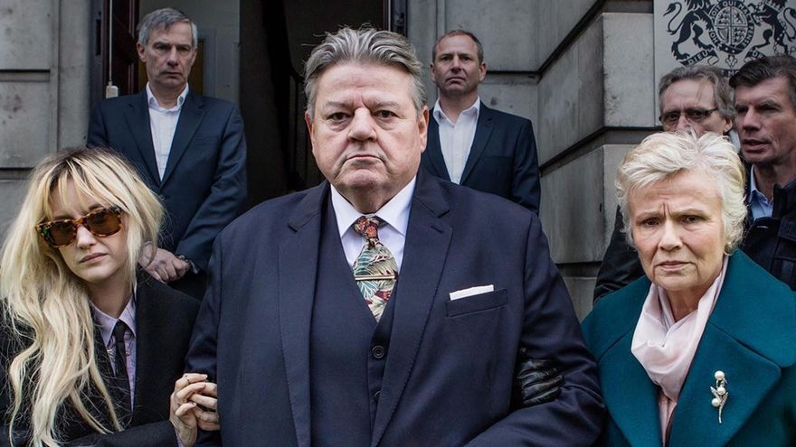 'National Treasure': la intrahistoria del cómico Paul Finchley