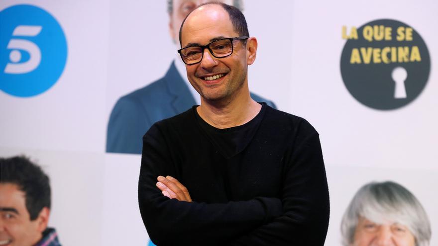 Jordi Sánchez en la presentación de 'La que se avecina'