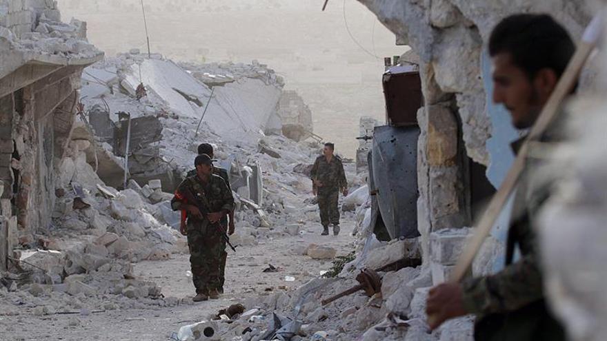 La OMS tiene listo un plan para evacuar heridos de Alepo