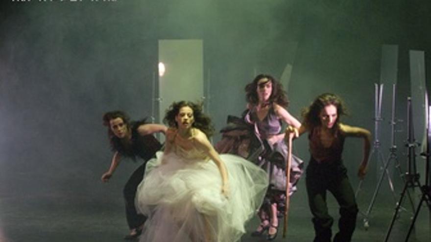 Increpación Danza