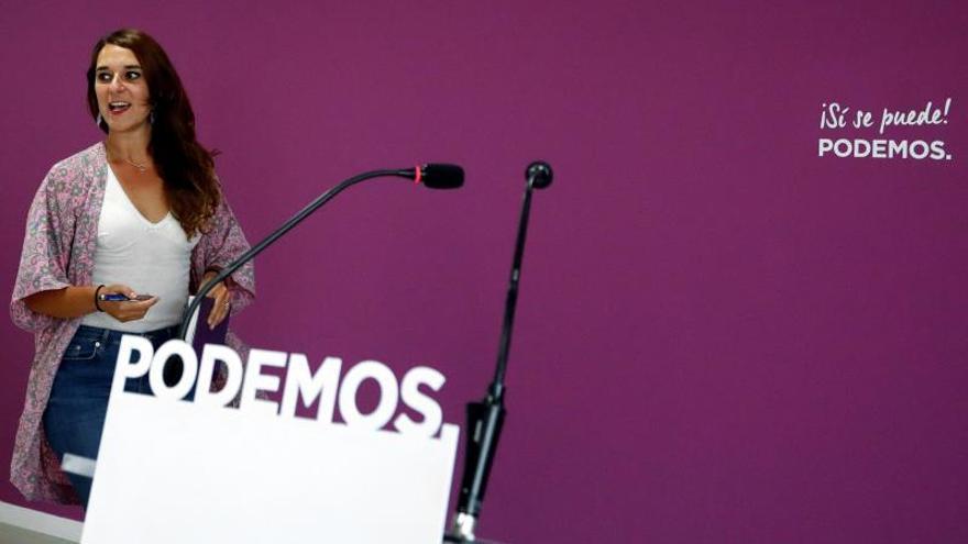 Podemos consulta a sus bases sobre el acuerdo con Pedro Sánchez